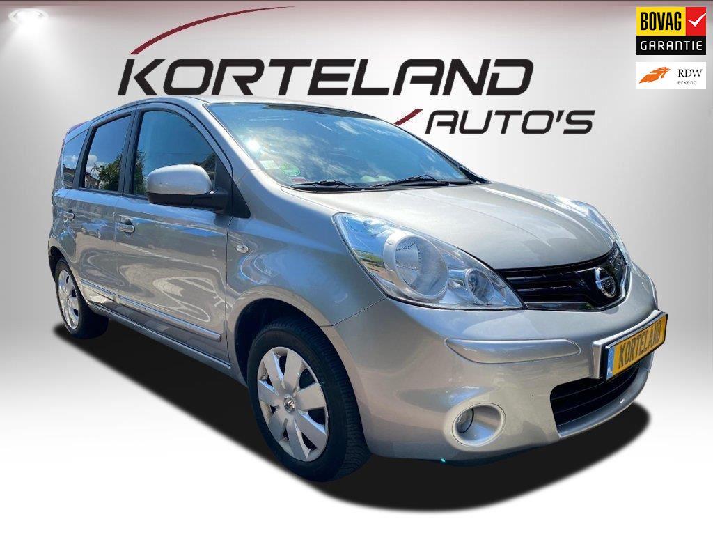 Nissan Note occasion - Korteland Auto's