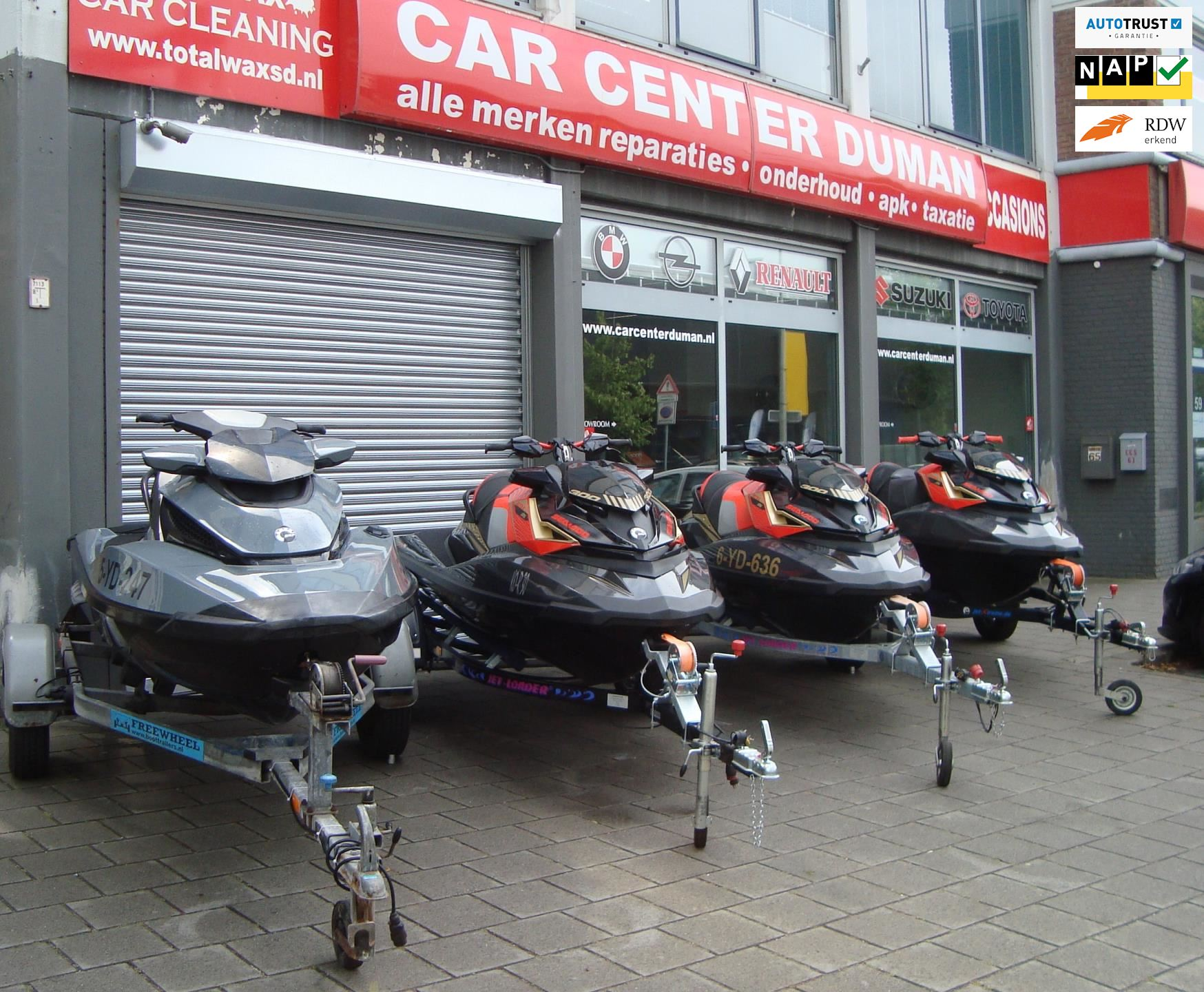 Seadoo RXP X 300 RS occasion - Car Center S. Duman