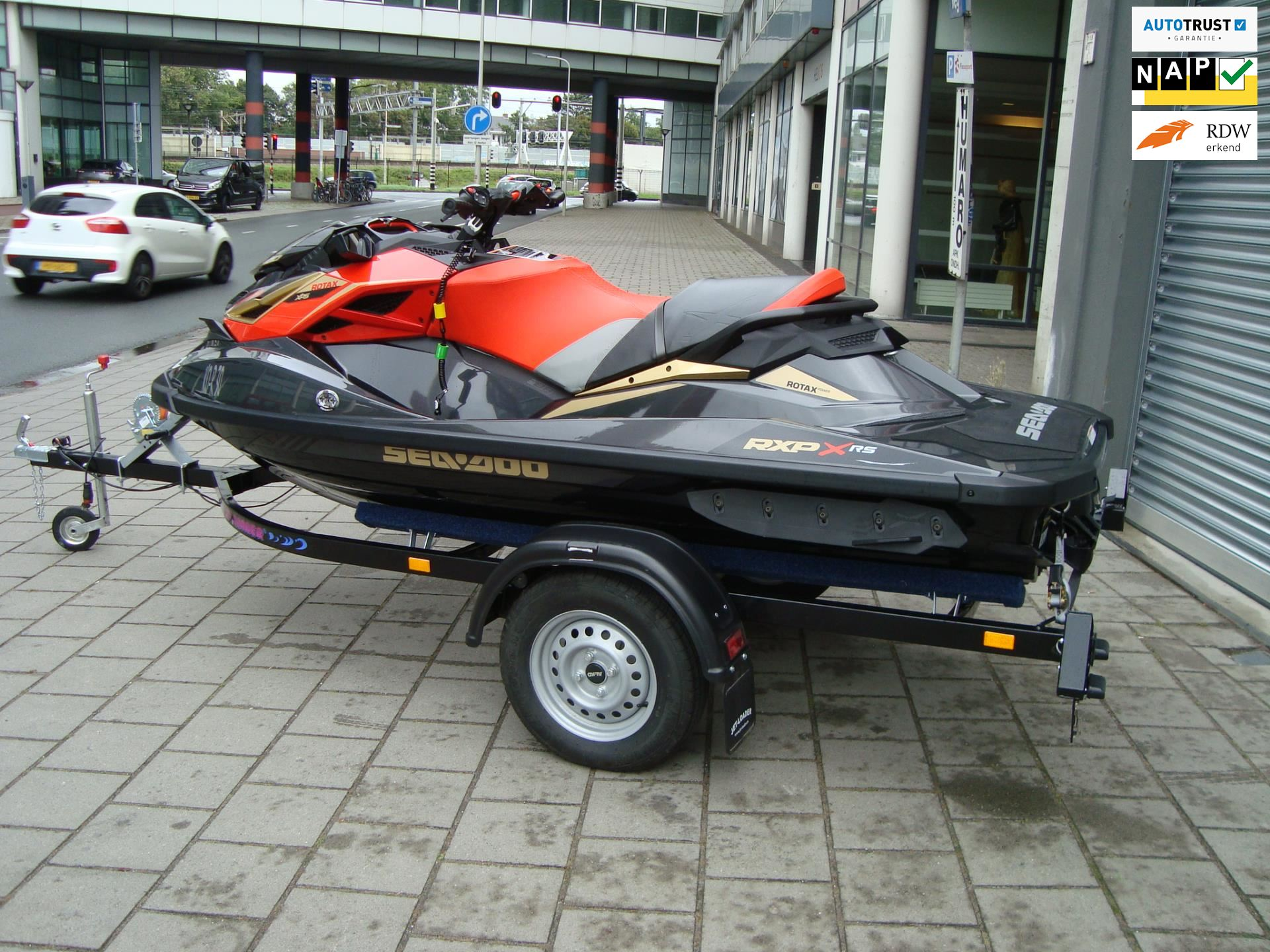 Seadoo RXP X occasion - Car Center S. Duman