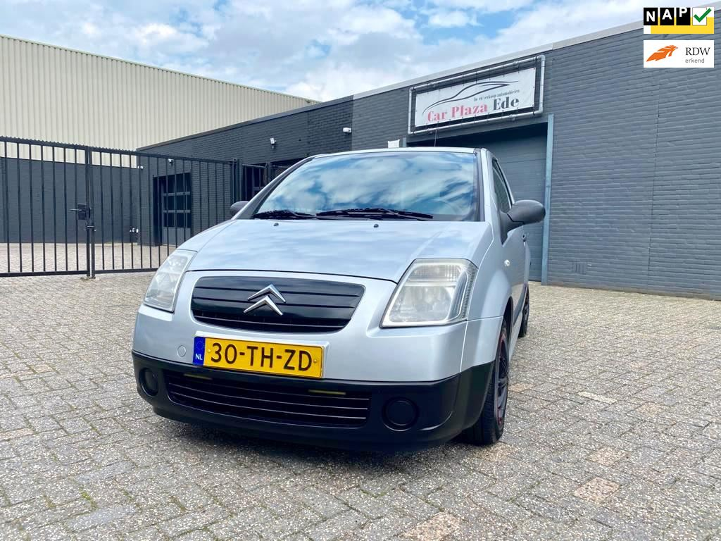 Citroen C2 occasion - Carplaza Ede