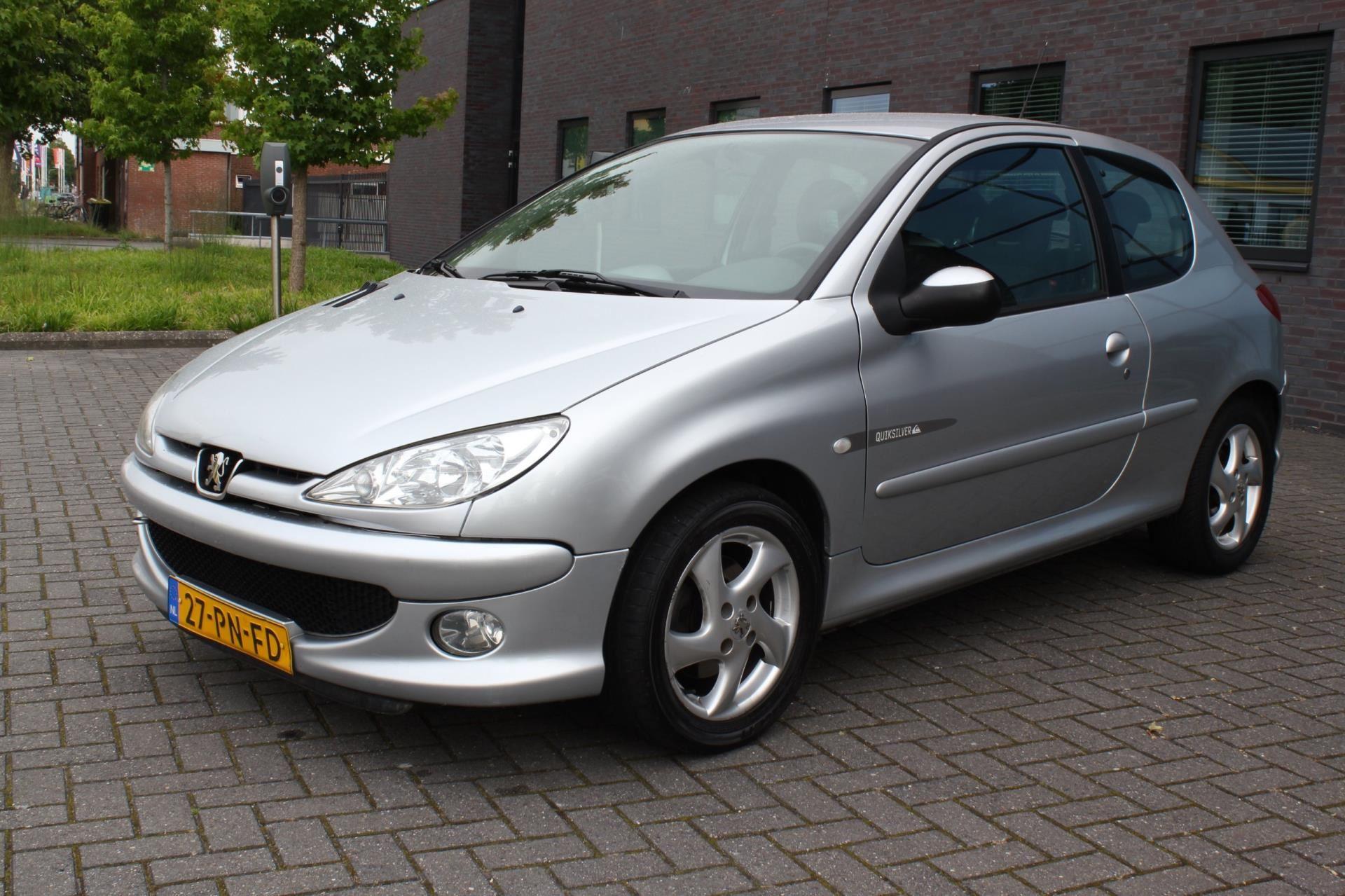 Peugeot 206 occasion - Autoflex Grootebroek