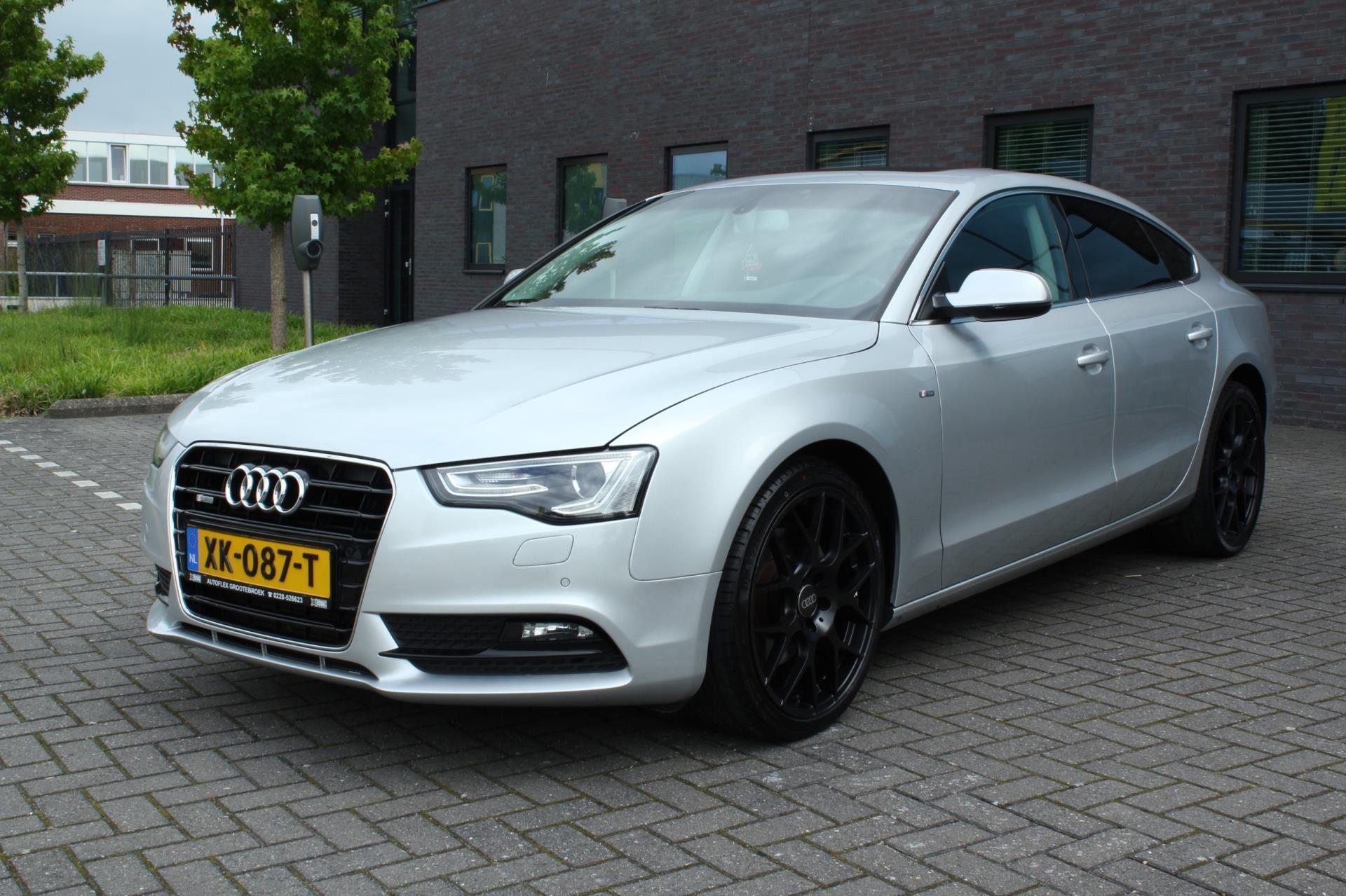 Audi A5 Sportback occasion - Autoflex Grootebroek
