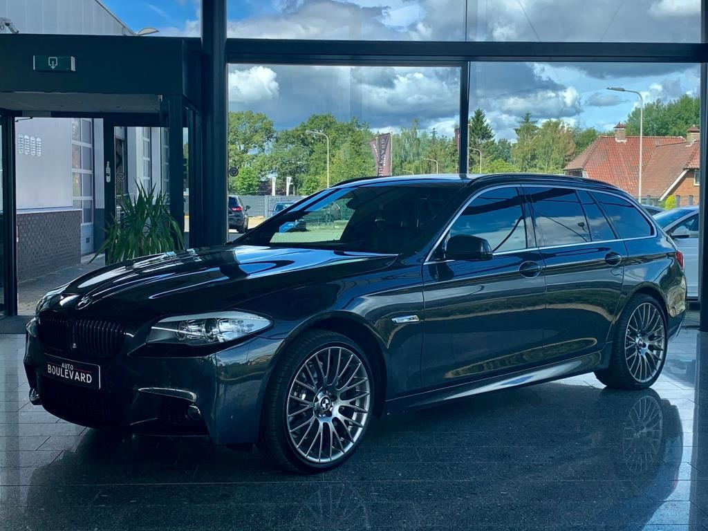 BMW 5-serie Touring occasion - Autoboulevard Oldenzaal