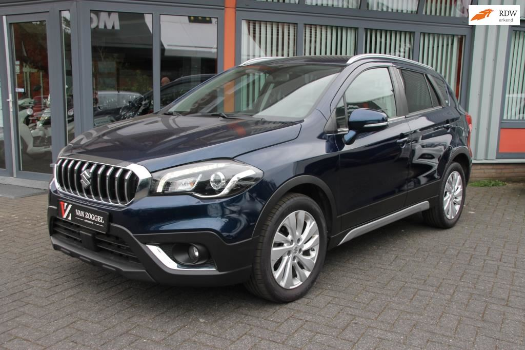 Suzuki S-Cross occasion - Van Zoggel Automotive
