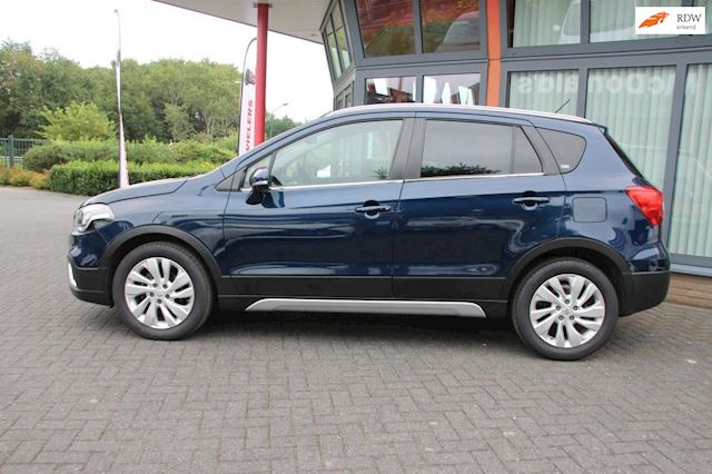 Suzuki S-Cross 1.0 Boosterjet Exclusive Airco aur camera