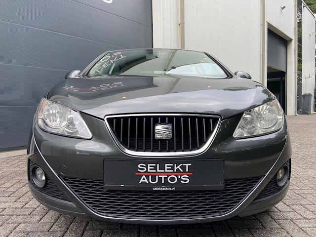 Seat Ibiza 1.4 Reference Climate Control/Cruise Control/PDC/16 Inch/Elekt Ramen/Elekt Spiegels/AUX/Apk 08-2021