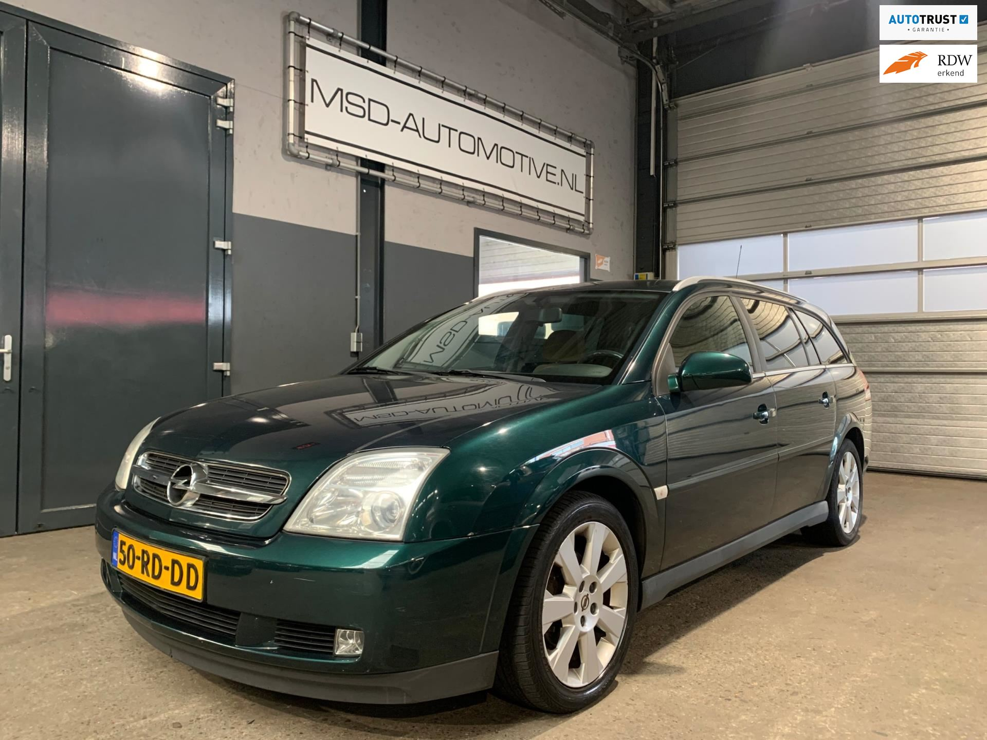 Opel Vectra Wagon occasion - MSD Automotive