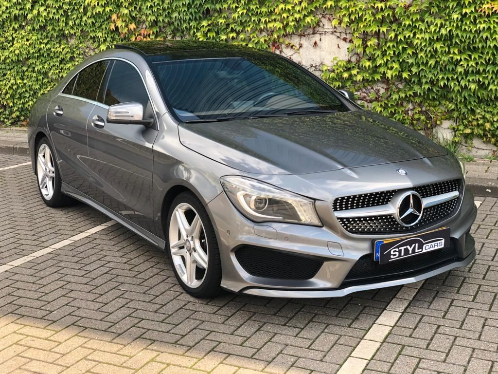 Mercedes-Benz CLA-klasse occasion - Styl Cars