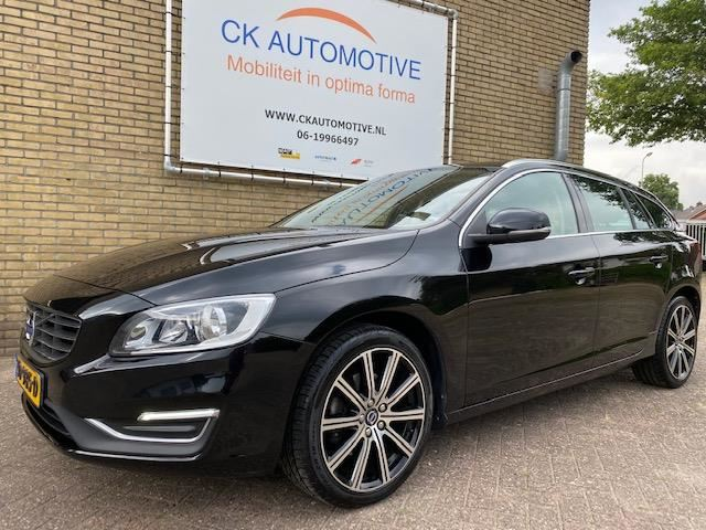 Volvo V60 occasion - CK AUTOMOTIVE