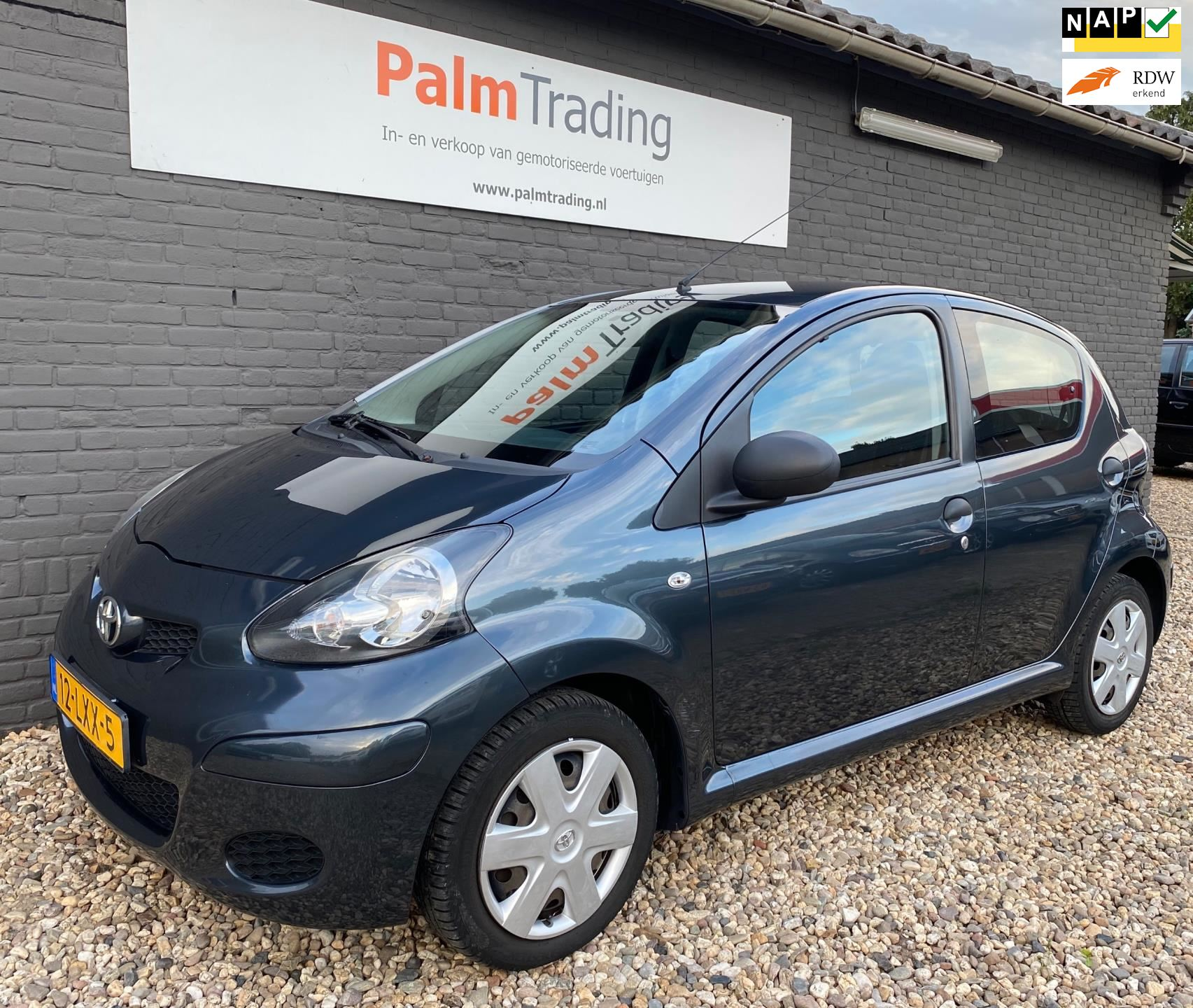 Toyota Aygo occasion - Palm Trading