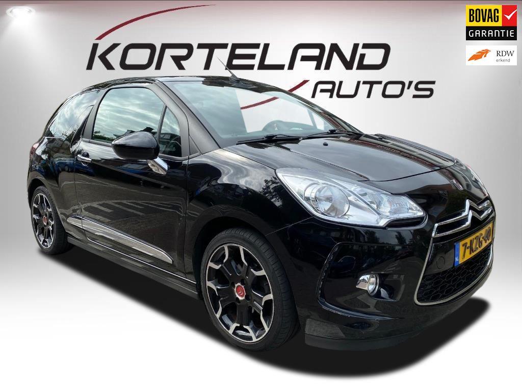 Citroen DS3 Cabrio occasion - Korteland Auto's
