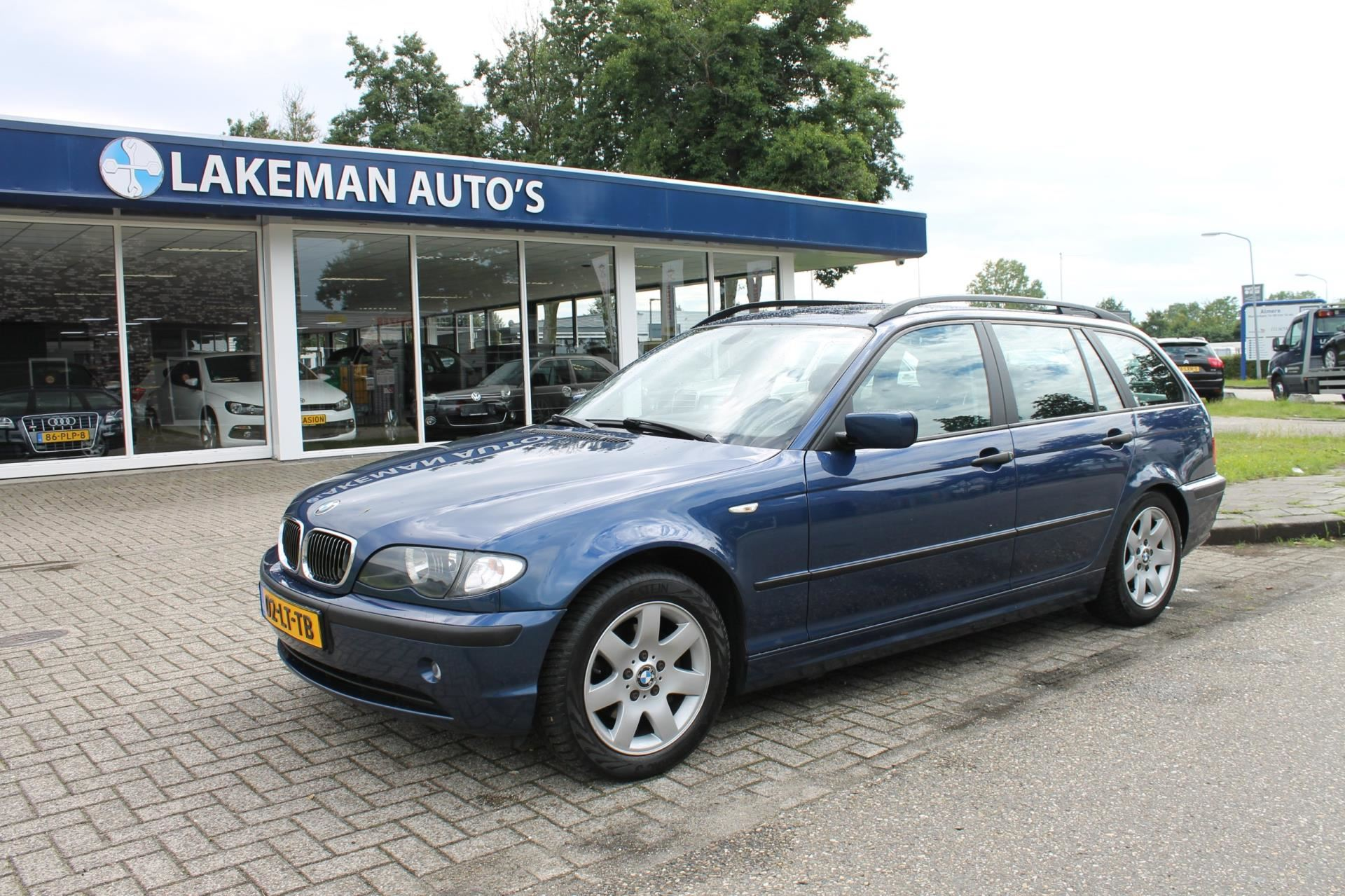BMW 3-serie Touring occasion - Lakeman auto's Almere B.V.