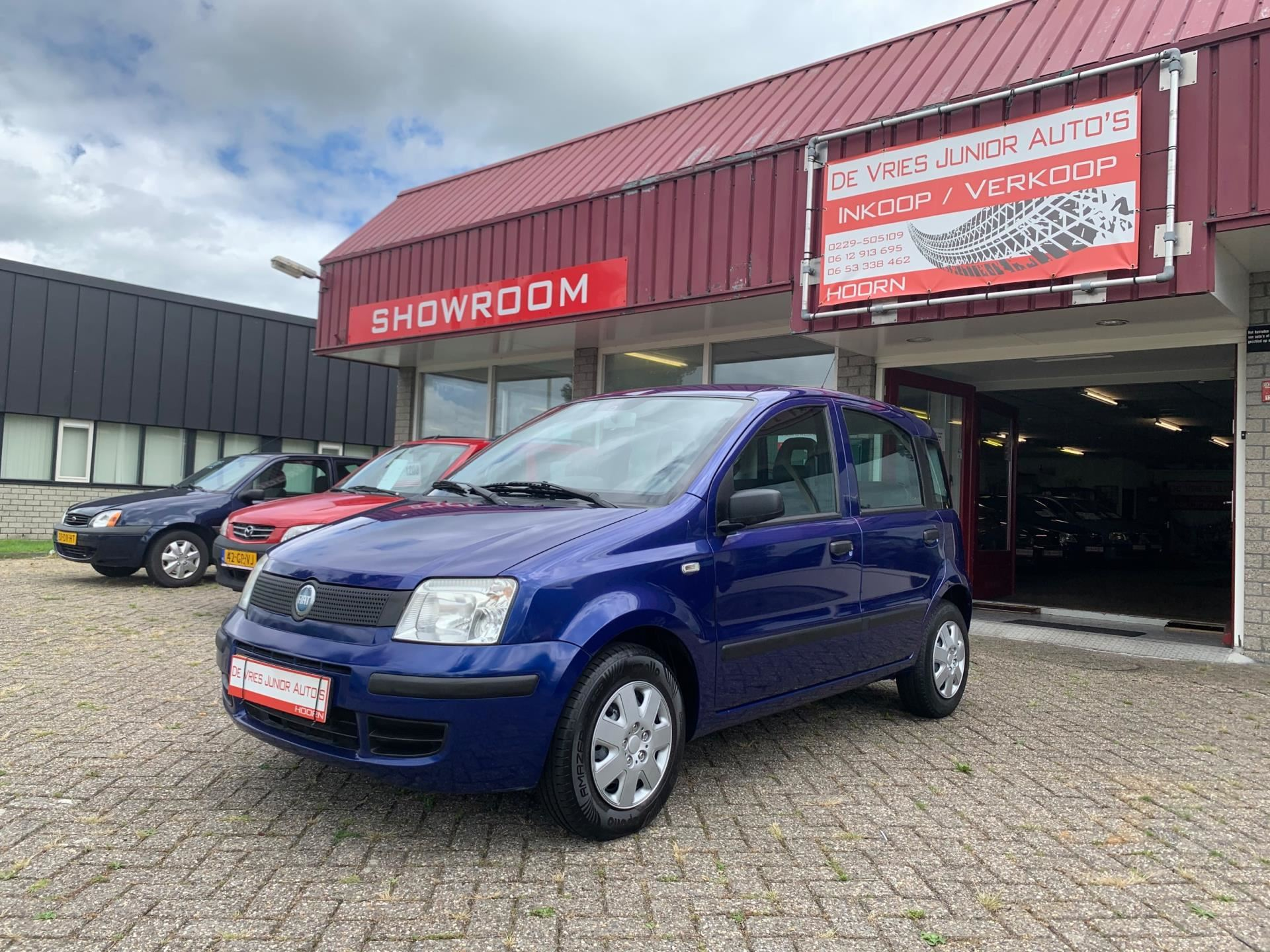 Fiat Panda occasion - De Vries Junior Auto's