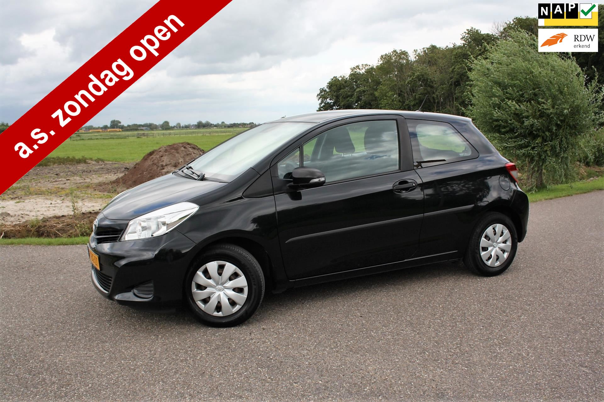 Toyota Yaris occasion - Favoriet Occasions