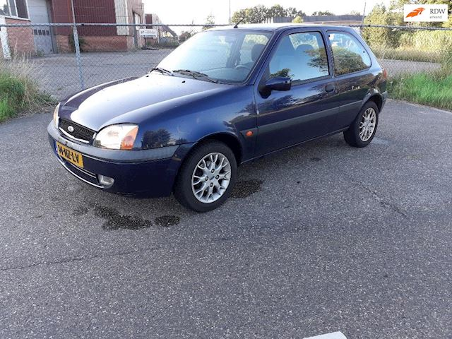 Ford Fiesta 1.3-16V Collection MET A.P.K. TOT EIND MAART 2021 AIRCO