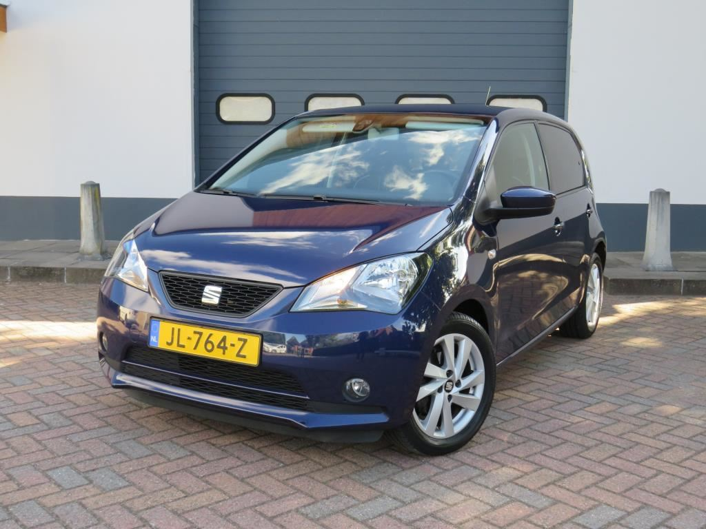 Seat Mii occasion - Fijter Exclusive Trading