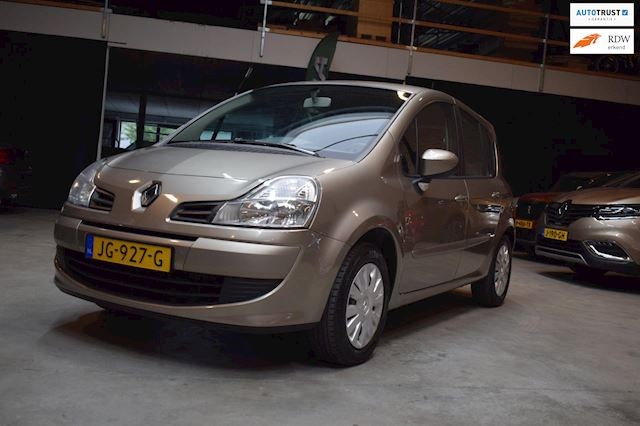 Renault Grand Modus 1.2-16V Night & Day airco trekhaak