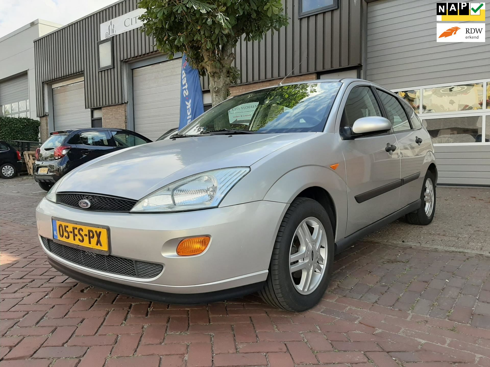 Ford Focus occasion - Koray Auto's