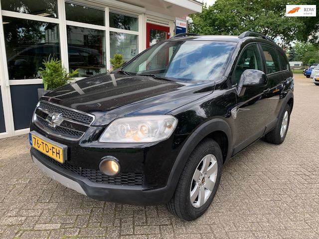 Chevrolet Captiva occasion - Garage Schimmel