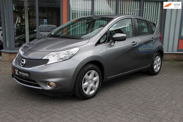 Nissan Note 1.2 Connect Edition Airco navigatie