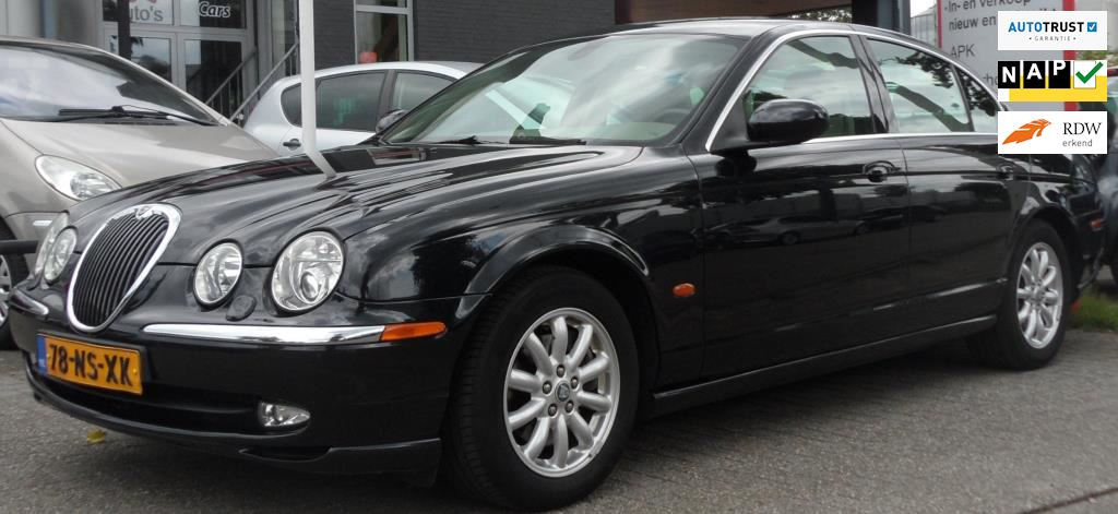 Jaguar S-type occasion - Gebo Auto's
