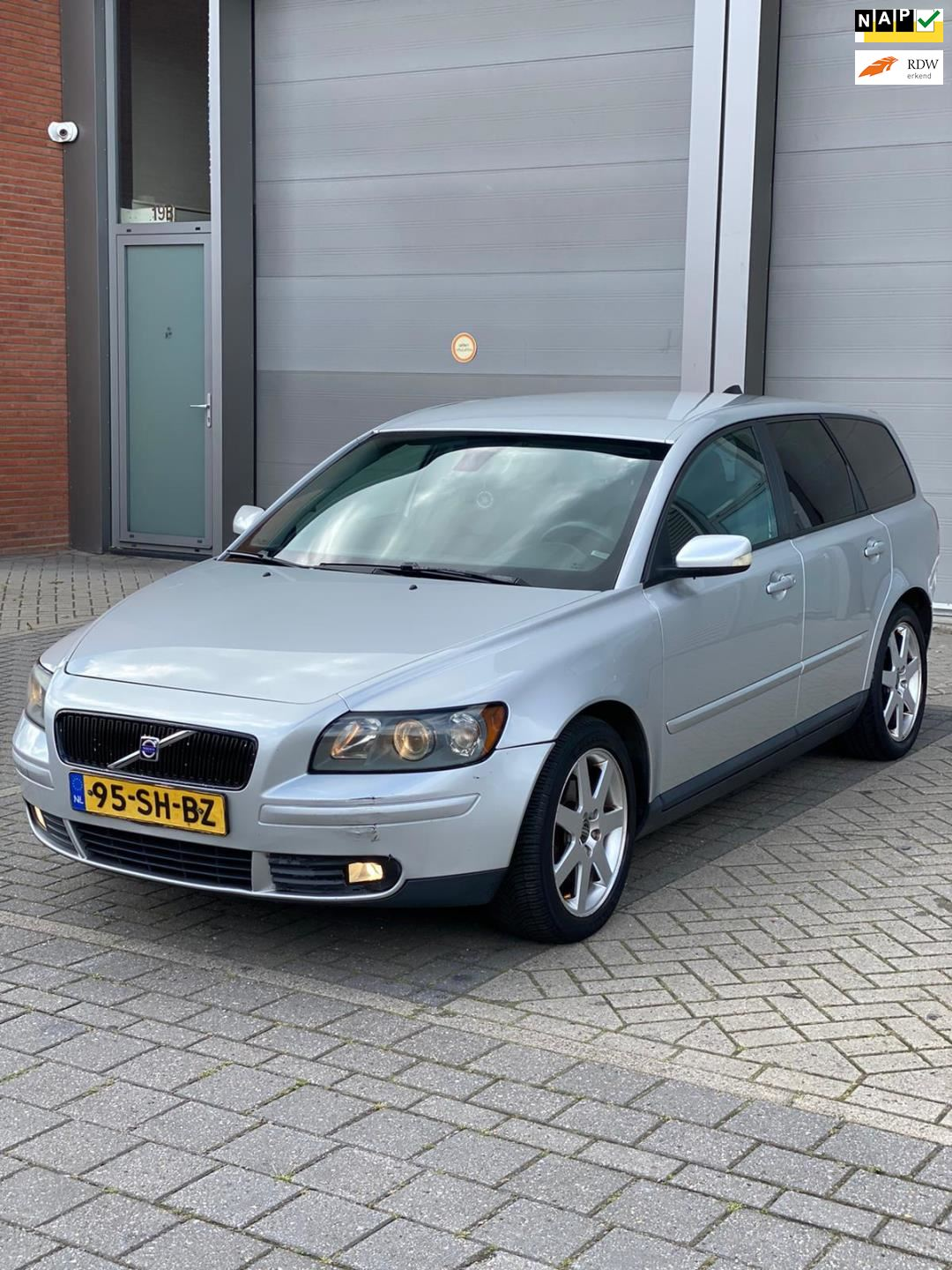 Volvo V50 occasion - Staal Cars
