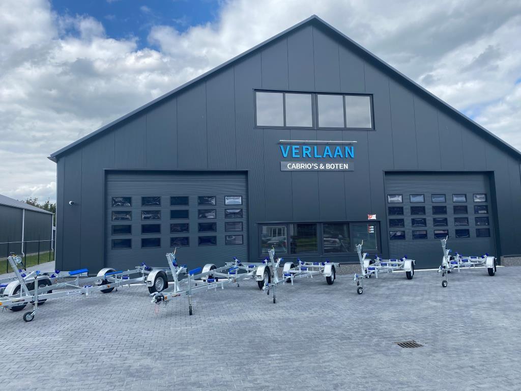 Onbekend Nieuwe Marlin trailers/Direct leverbaar/2000 kg/1300 kg/750 kg/500 kg occasion - Verlaan Cabrio's en Boten