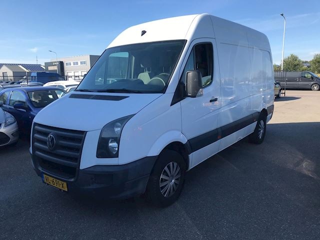Volkswagen Crafter occasion - Sonke Cars