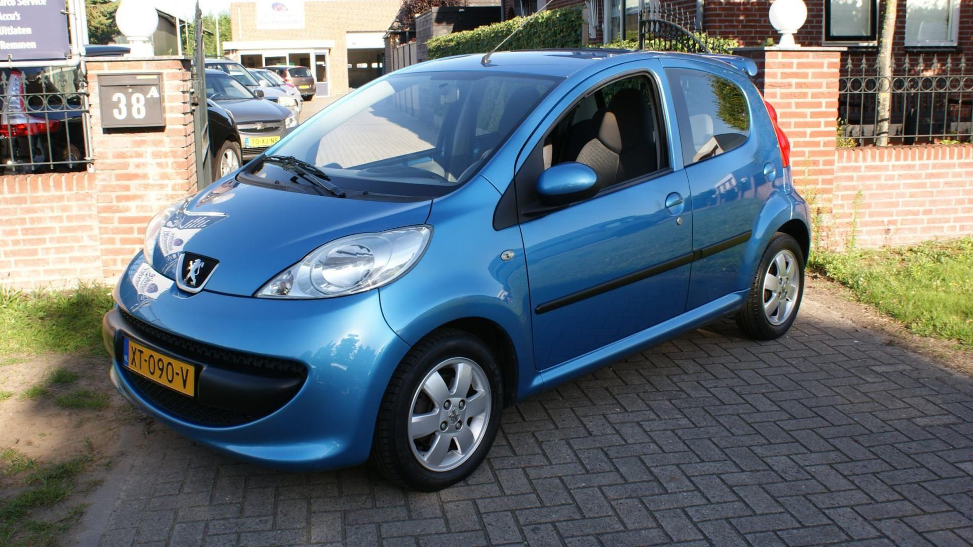 Peugeot 107 occasion - Autoservice Wachtmeester