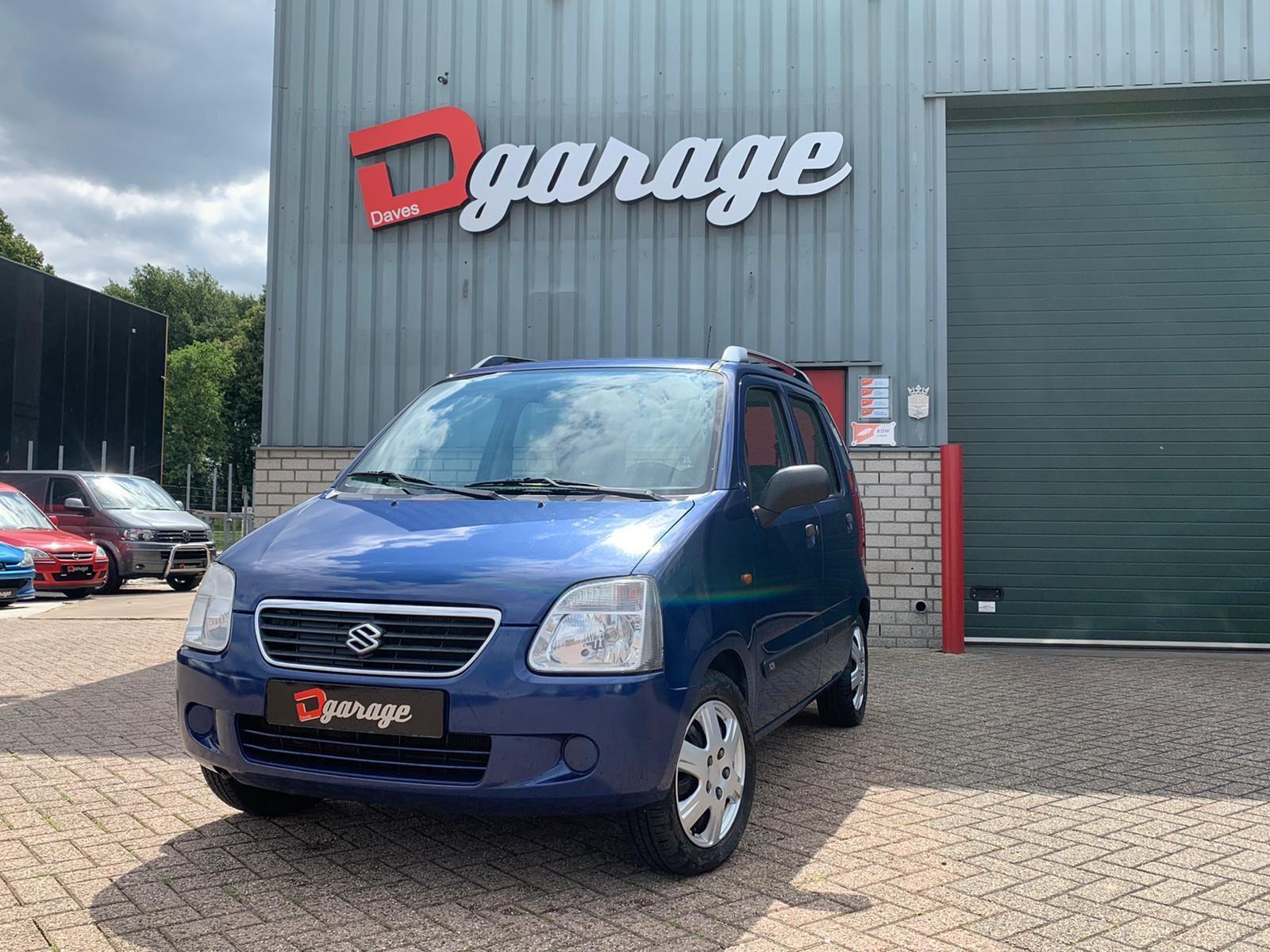 Suzuki Wagon R occasion - Dave's Garage