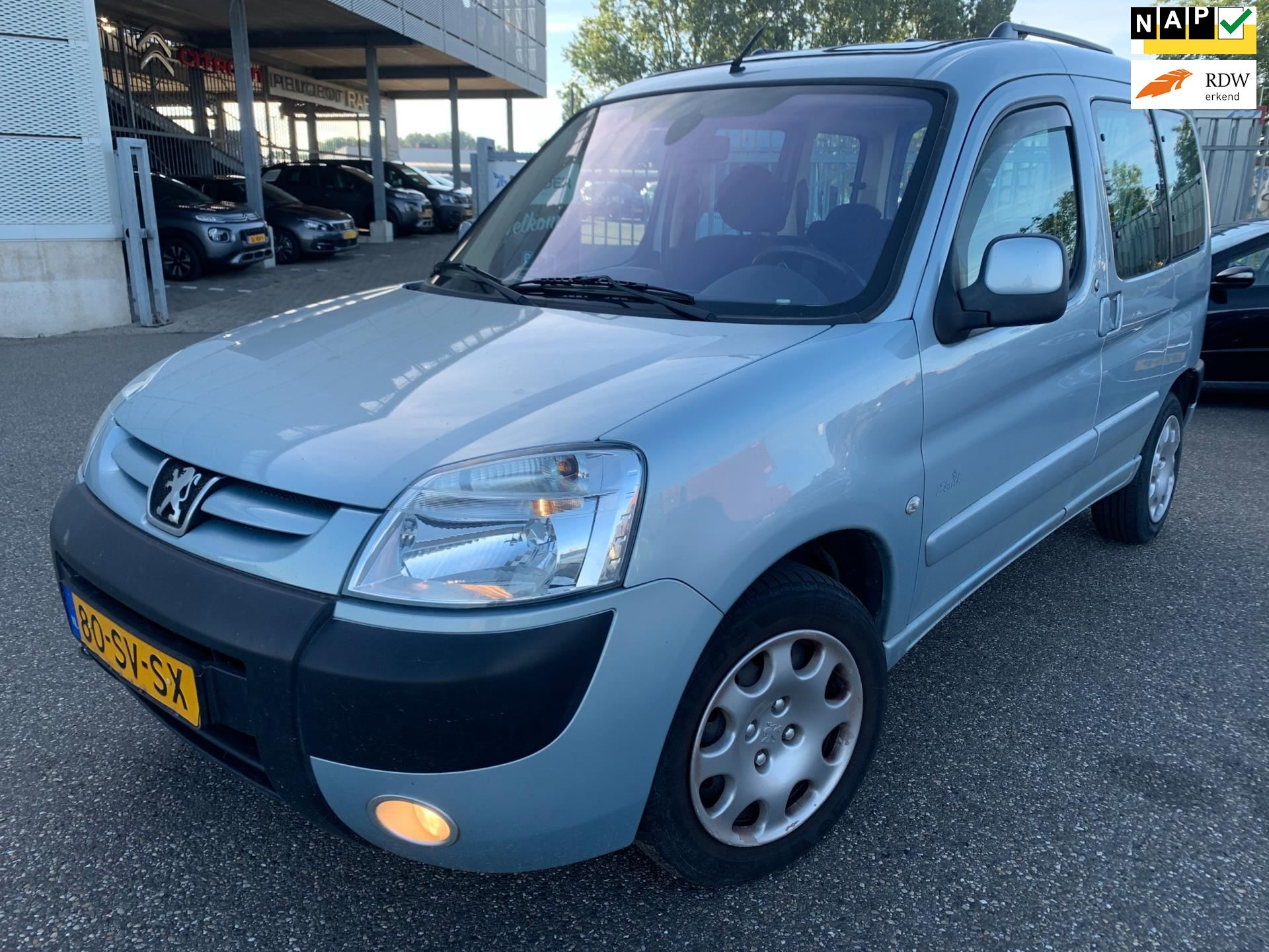 Peugeot Partner MPV occasion - Van der Made Auto's