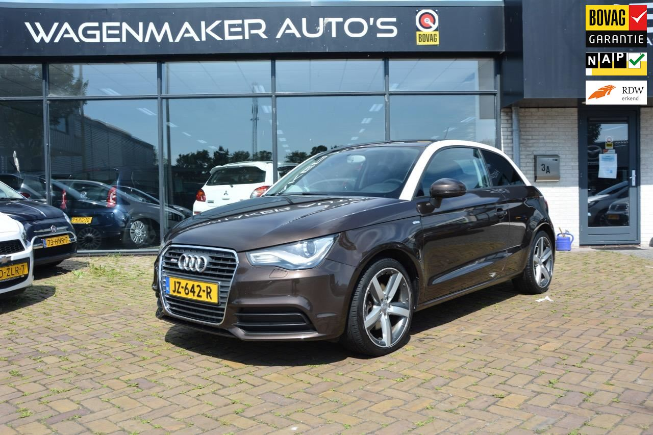 Audi A1 occasion - Wagenmaker Auto's