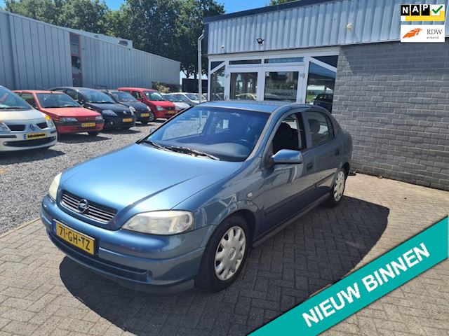 Opel Astra occasion - Kilkens Auto's