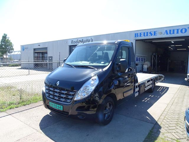 Renault Master T35 2.3 dCi L3H1 Eco Oprijwagen