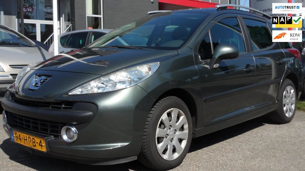 Peugeot 207 SW occasion - Gebo Auto's