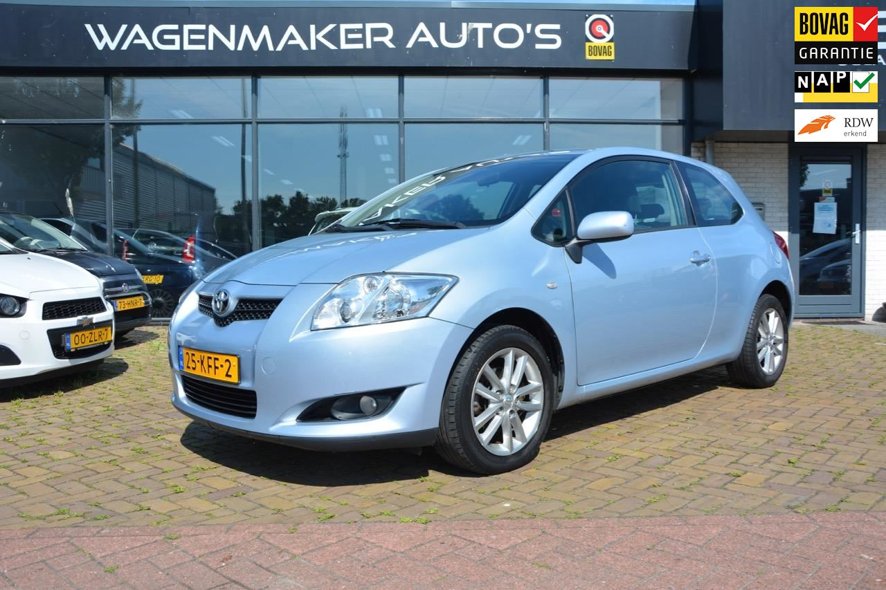 Toyota Auris occasion - Wagenmaker Auto's