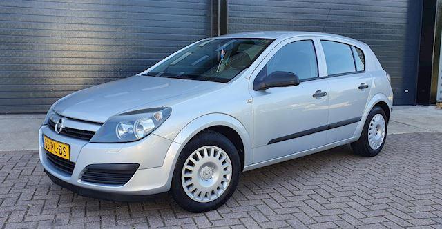 Opel Astra 1.4 16V 5D 2004 Grijs AIRCO*CRUISE*NAP*APK 2021