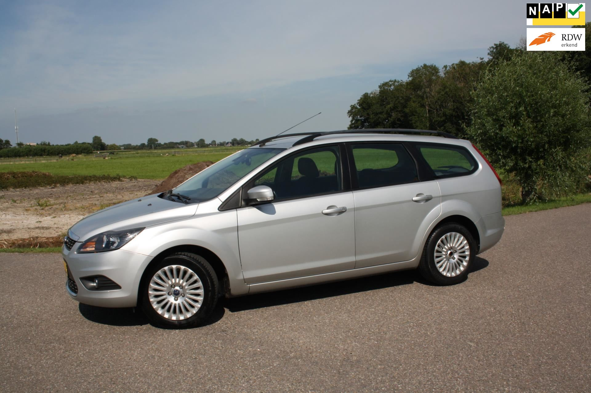 Ford Focus Wagon occasion - Favoriet Occasions