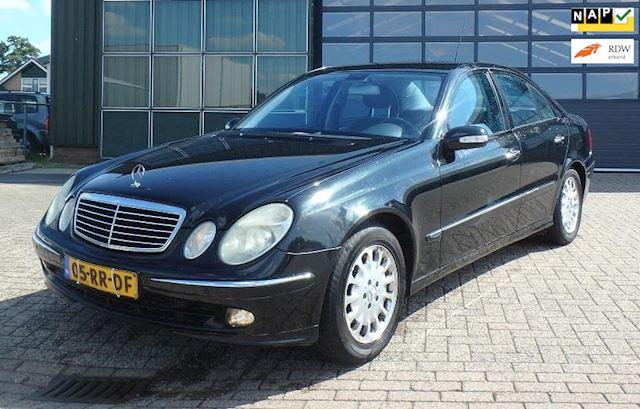 Mercedes-Benz E-klasse 200 CDI Avantgarde  AUTOMAAT