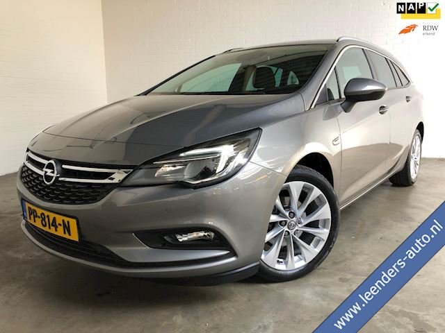 Opel Astra Sports Tourer 1.0 Turbo AUTOMAAT Innovation ECC Navi Keyless WIFI Afn.Trekhaak RIJKLAAR