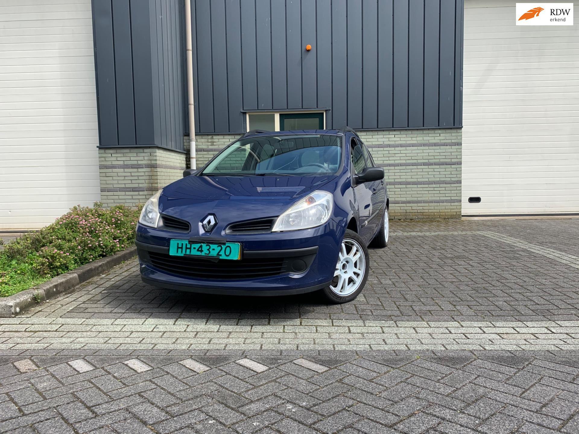Renault CLIO occasion - Waardse Auto's