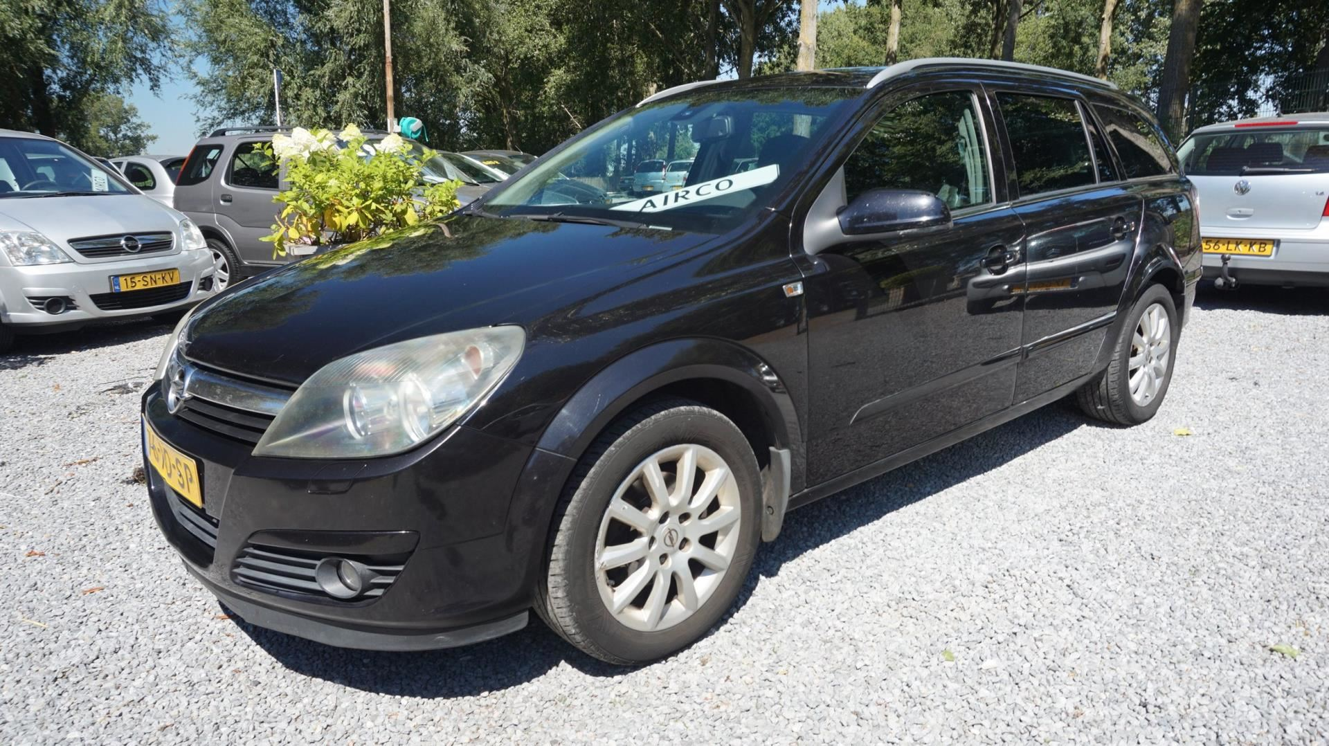 Opel Astra Wagon occasion - Ferry Meulenbroek Auto's