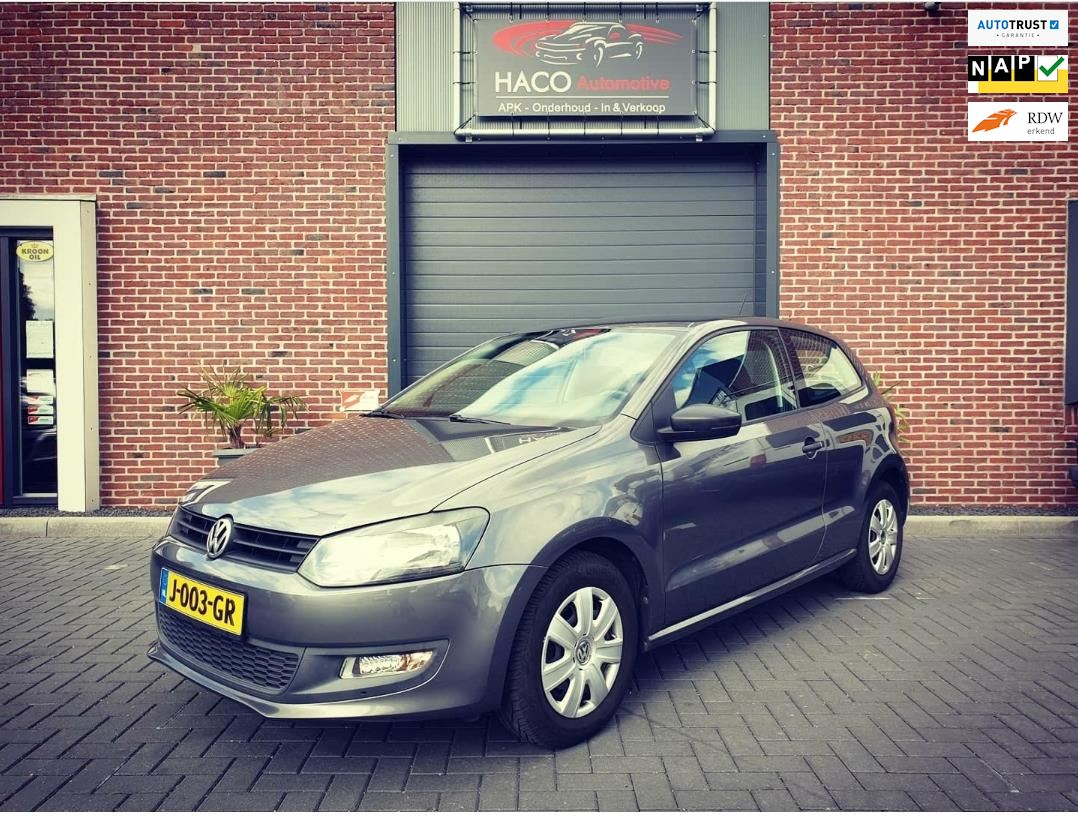 Volkswagen Polo occasion - HACO Automotive
