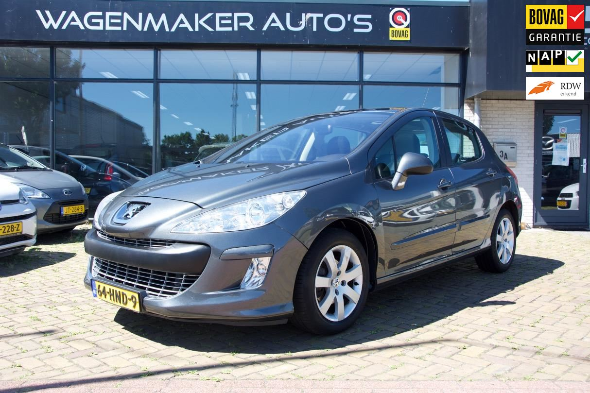 Peugeot 308 occasion - Wagenmaker Auto's