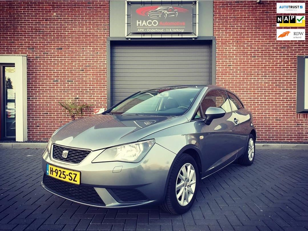 Seat Ibiza SC occasion - HACO Automotive