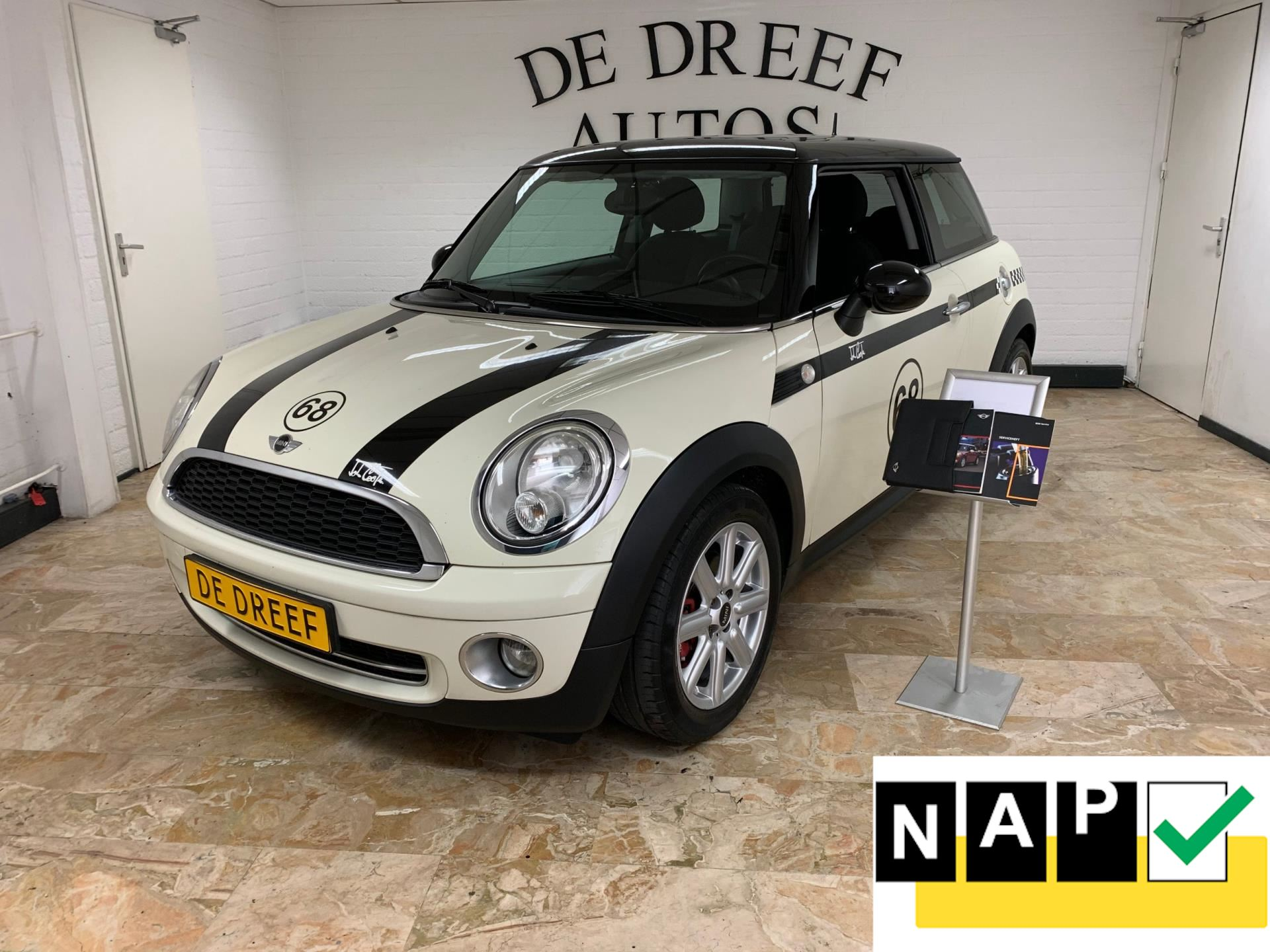 Mini Mini occasion - De Dreef Auto's