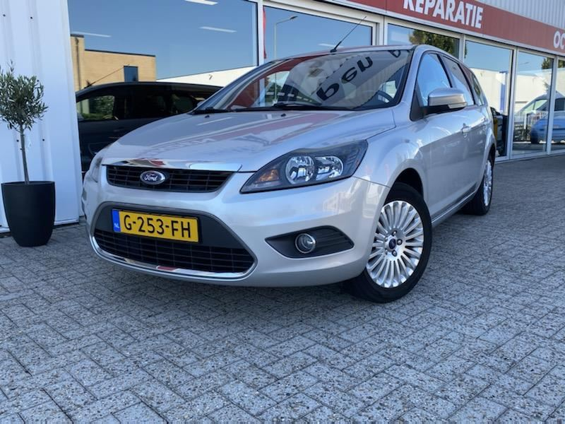 Ford Focus Wagon occasion - Schulpen Autoservice