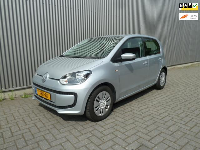 Volkswagen Up! 1.0 move up! BlueMotion/Airco/Audio/5drs.