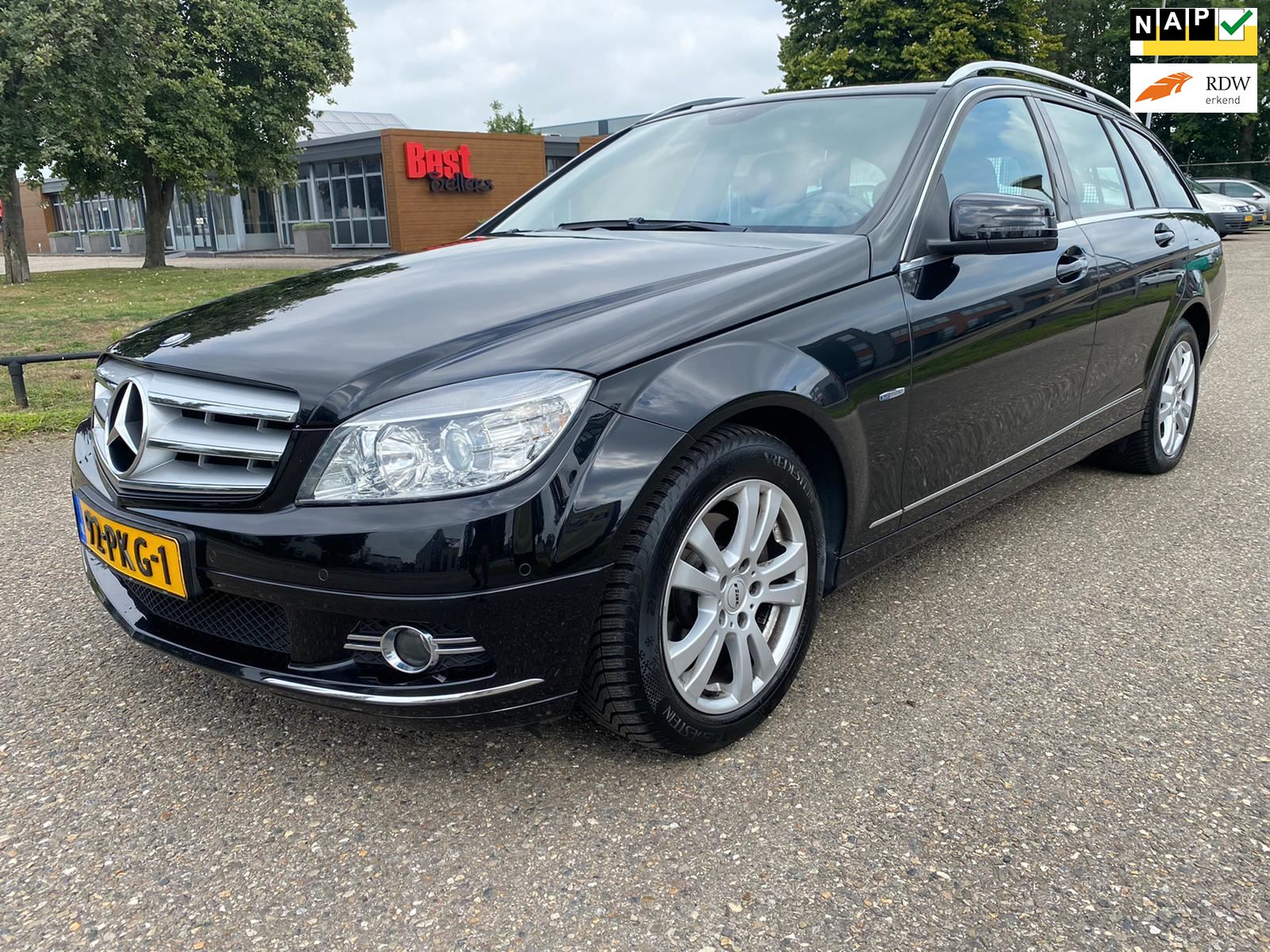 Mercedes-Benz C-klasse Estate occasion - S.K Automobielen