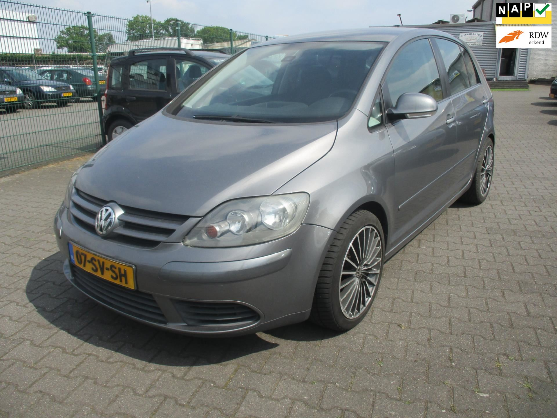 Volkswagen Golf Plus occasion - Harry Jakab Auto's